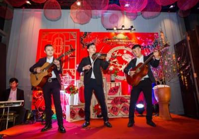 Cho thuê Ban nhạc giá rẻ tại Tiền Giang